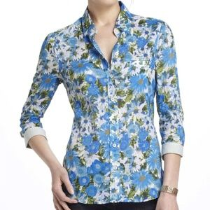 HD in Paris Hanalei Floral Button Up Shirt